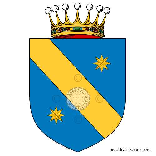 Coat of arms of family Criscenza