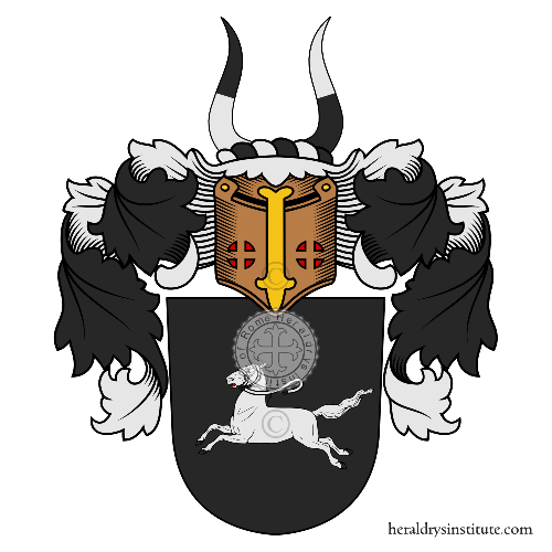 Coat of arms of family Schnaberich