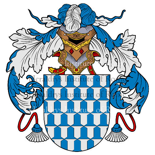 Coat of arms of family Lera