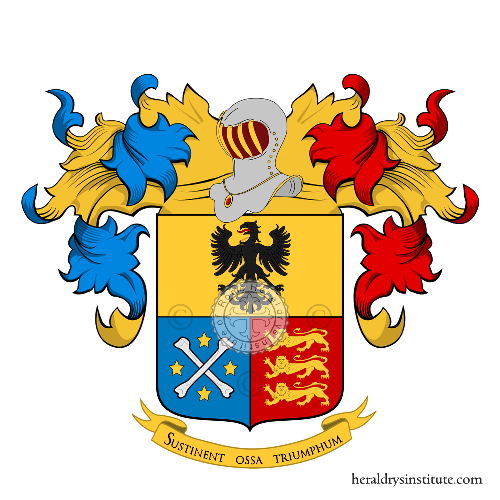 Coat of Arms of family Stosetti