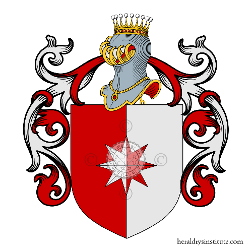Coat of arms of family Dainese