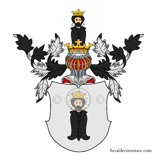 Coat of arms of family Assenheimer