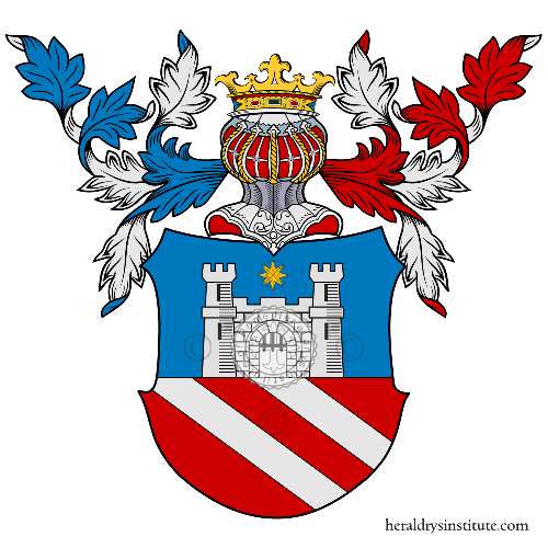 Coat of arms of family Togni