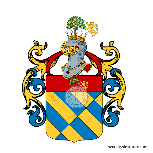 Coat of arms of family Ciantar