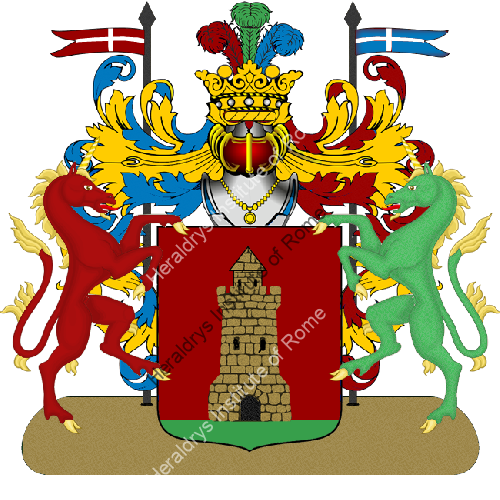 Coat of Arms of family Viccaro