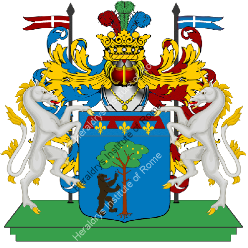 Coat of Arms of family Rigazzo