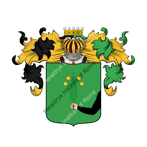 Coat of Arms of family Ripale