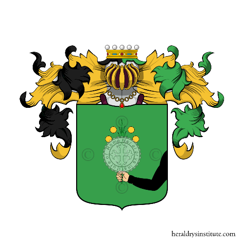 Coat of Arms of family Ripali