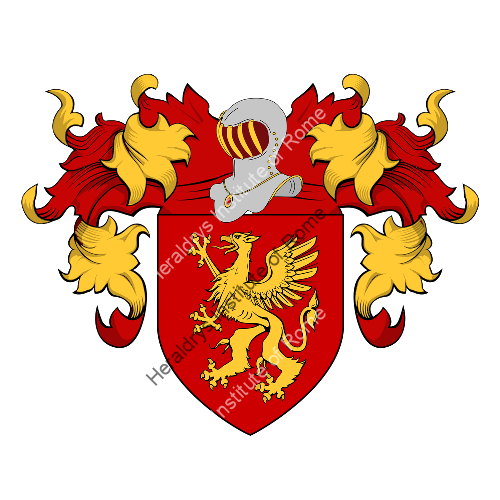 Coat of Arms of family Opipari