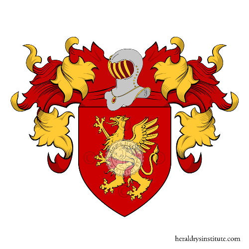 Coat of Arms of family Riparo