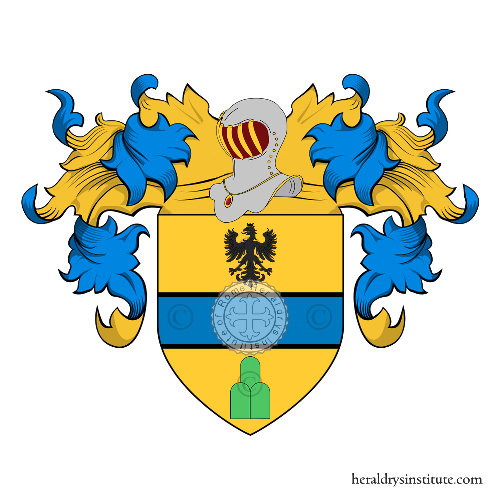 Coat of Arms of family Dirivarolo