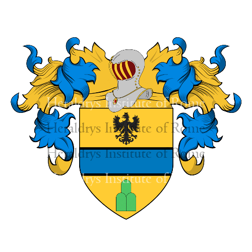 Coat of Arms of family Naseri