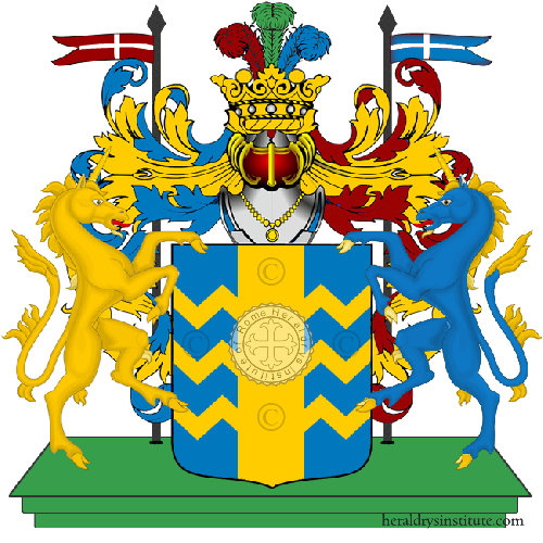 Coat of Arms of family Cerenzia