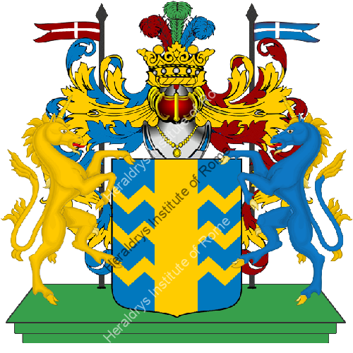 Coat of Arms of family Dife