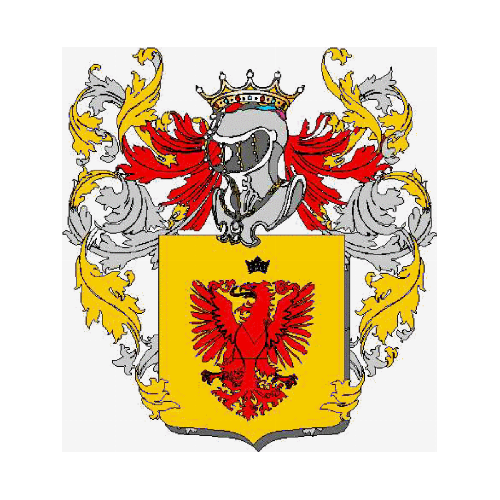 Coat of Arms of family Roccato