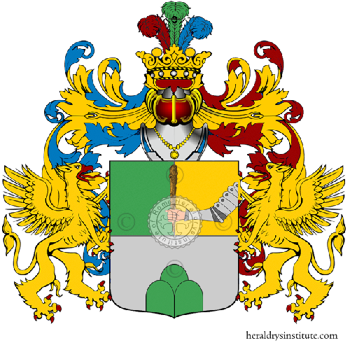 Coat of Arms of family Roffia