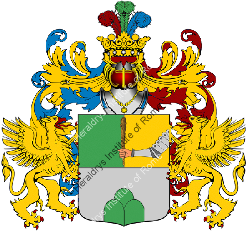 Coat of Arms of family Roffinello