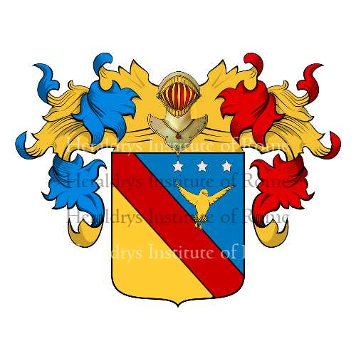Coat of Arms of family Merlocchi