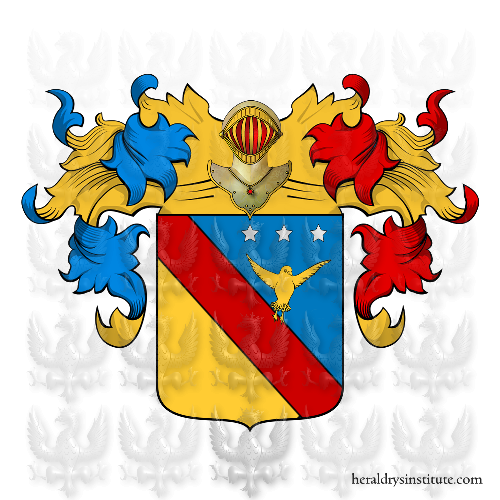 Coat of Arms of family Sellere