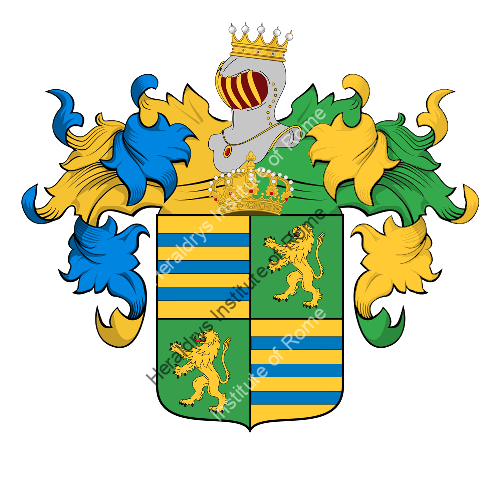 Coat of Arms of family Pradotto