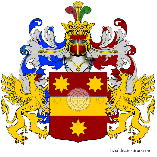 Coat of Arms of family Zinucci