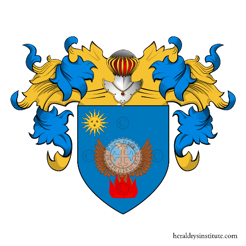 Coat of arms of family Dosimo