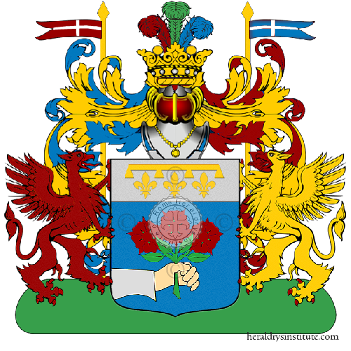 Coat of Arms of family Moggiana