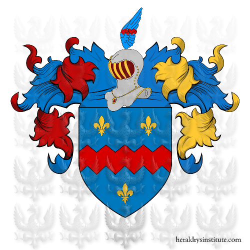 Coat of Arms of family Renno
