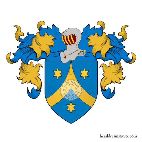 Coat of Arms of family Molleggi