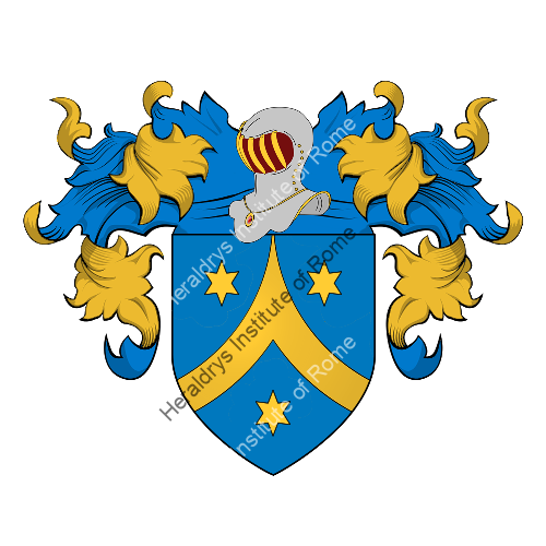 Coat of Arms of family Molletto