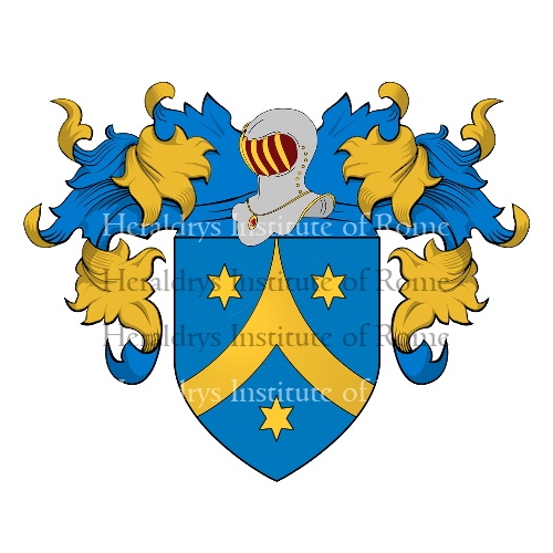 Coat of Arms of family Molloso