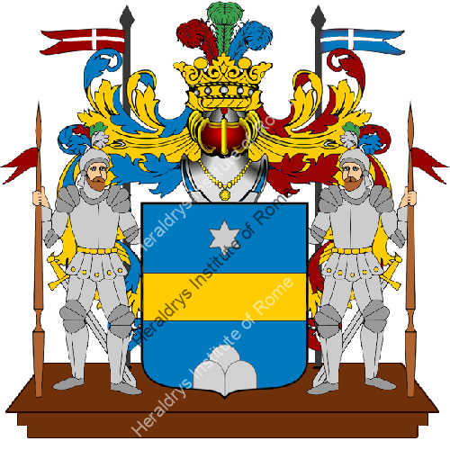 Coat of Arms of family Rontani
