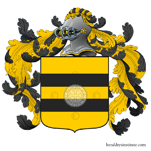 Coat of Arms of family Baldereschi