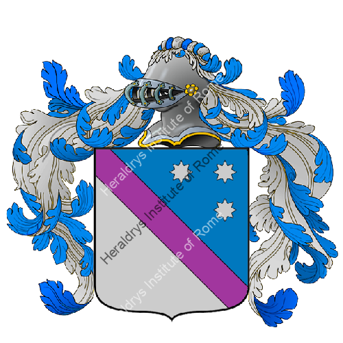 Coat of Arms of family Mottaghi