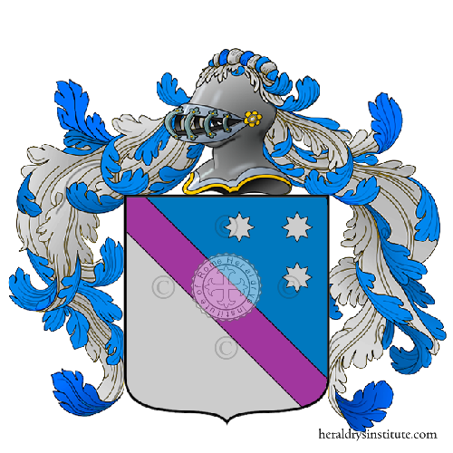 Coat of Arms of family Mottalini