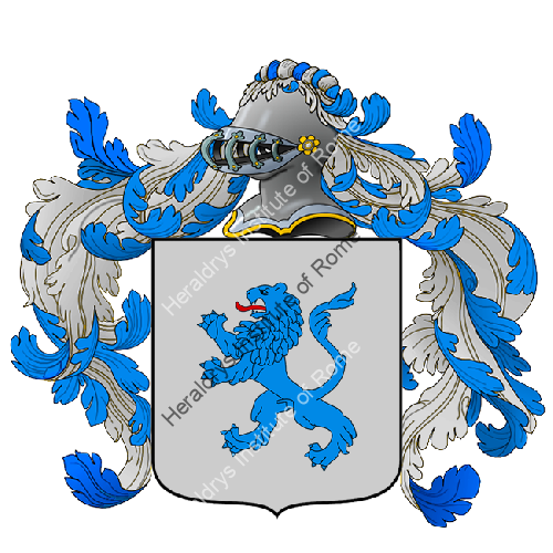 Coat of Arms of family Enini