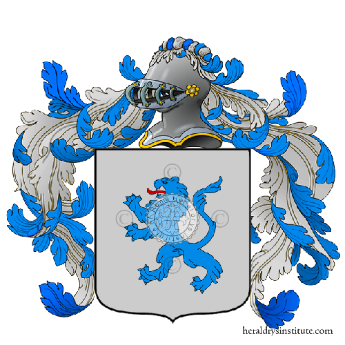 Coat of Arms of family Spinotti