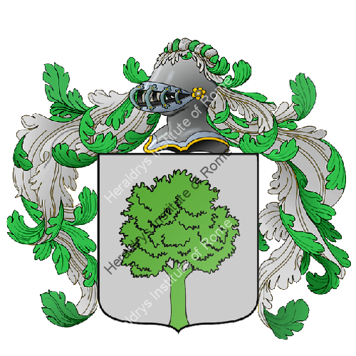 Coat of Arms of family Nocerini