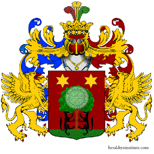Coat of Arms of family Noghero