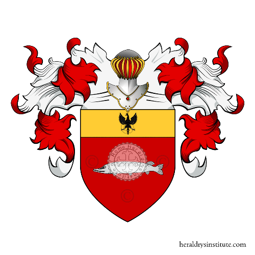 Coat of Arms of family Mazziana
