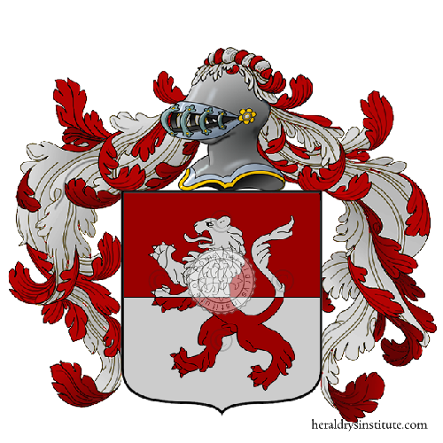 Coat of Arms of family Stracuzza