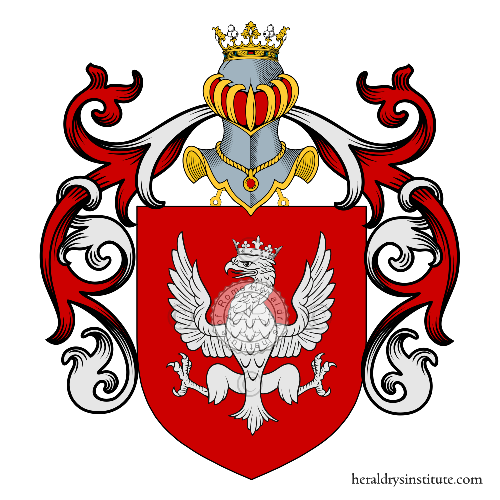 Coat of Arms of family Deonofrio