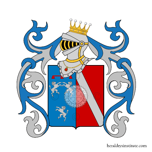 Coat of Arms of family Sturolo