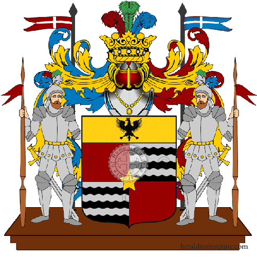 Coat of Arms of family Sorta