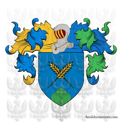 Coat of Arms of family Voira