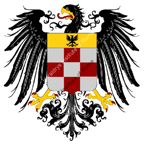 Coat of Arms of family Rapparelli