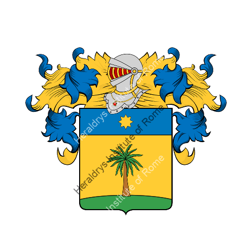 Coat of Arms of family Palmasera