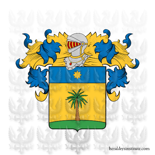 Coat of Arms of family Zalma