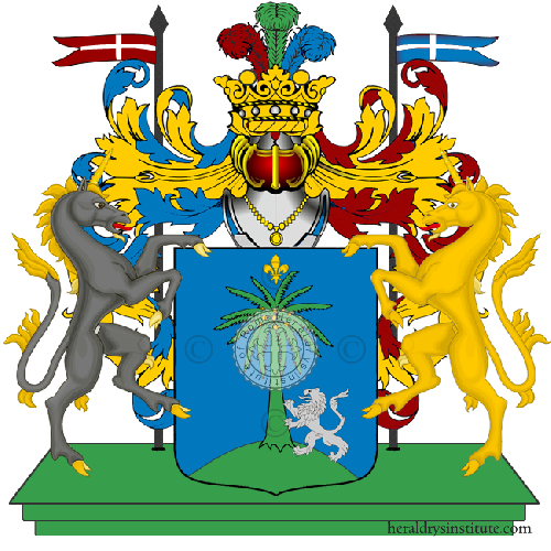 Coat of Arms of family Elveri