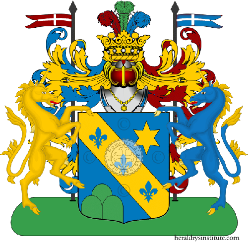 Coat of Arms of family Redesco